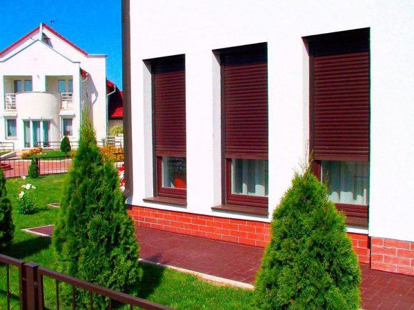 Качественные роллеты на ваши окна